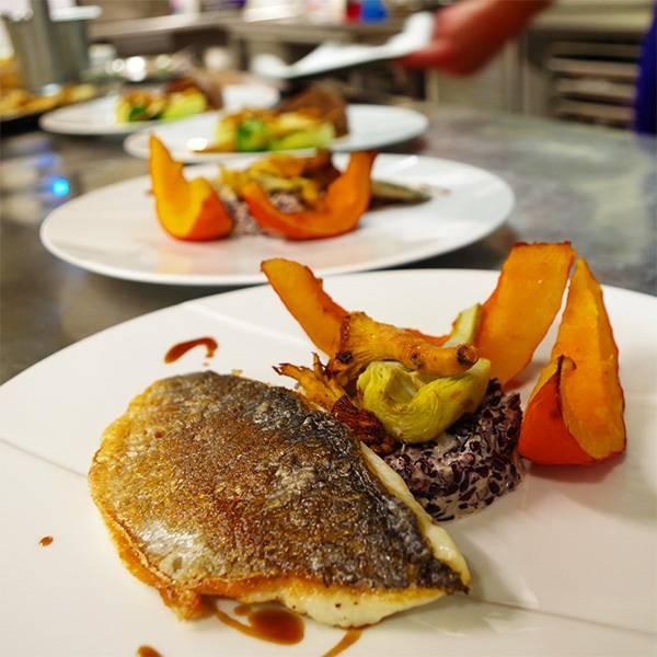 Mas de Baumes - Restaurant Ferrières-les-Verreries