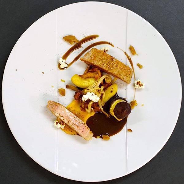 Restaurant - Mas de Baumes - Restaurant Ferrières-les-Verreries