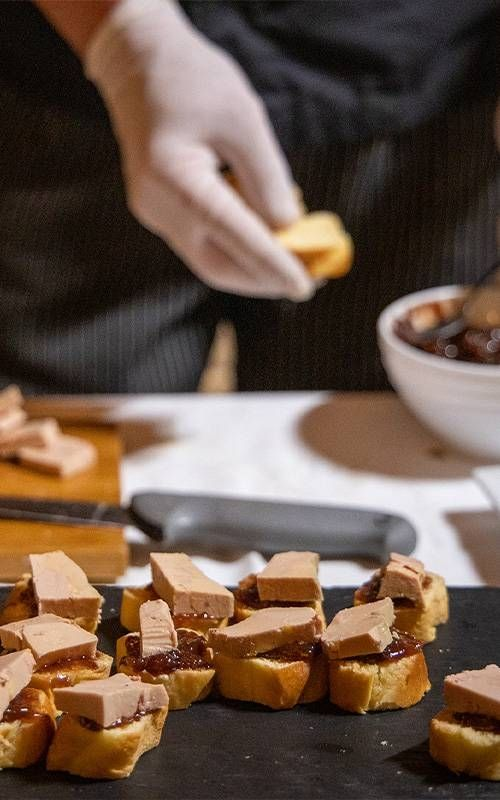Traiteur - Mas de Baumes - Restaurant Ferrières-les-Verreries